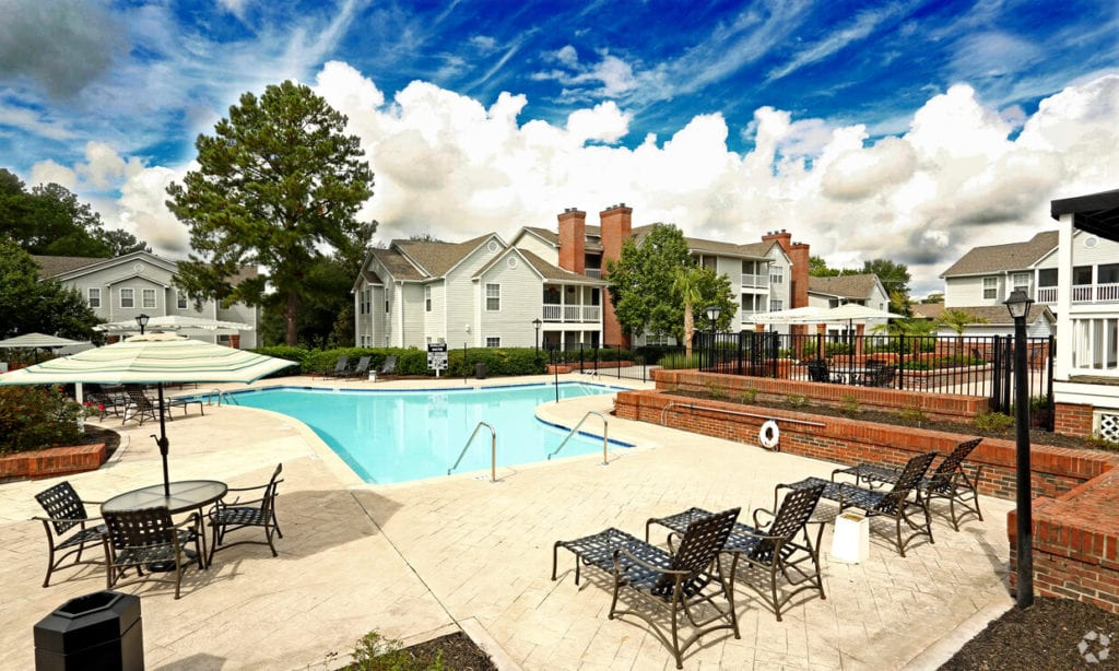 multifamily transactions by real estate investors and developers in dallas Silverado interests